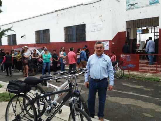 Consulta por ciclopista tapatía es un caso de éxito, dice consejero electoral chilango