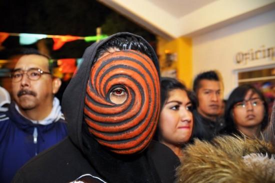 La loza es la máscara