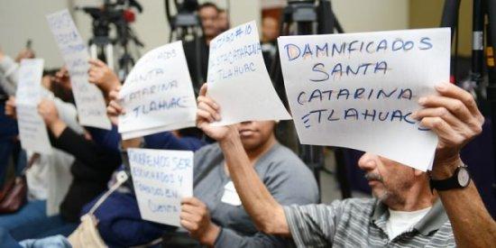 Los damnificados del 19-S no seremos botín electoral