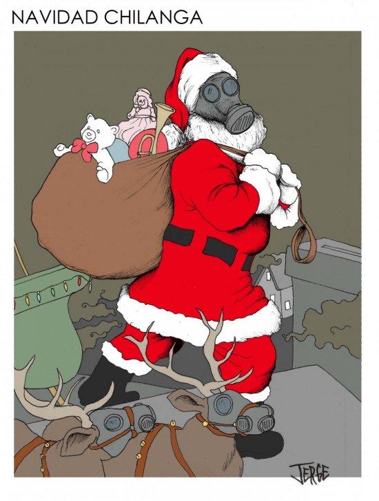 Navidad chilanga