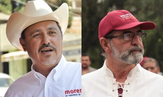 Dos delegados de Morena en la mira de senadores