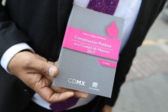 ¿Qué dice la Constitución CDMX sobre la elección de los concejales?
