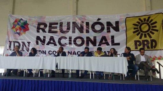 Bejaranistas buscan presidencia nacional del PRD