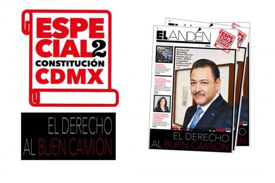 Especial 2. Constitución CDMX o la nueva Ciudad de México