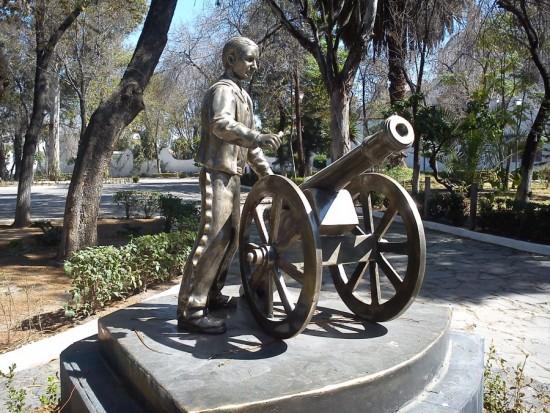 Azcapotzalco sede de la última batalla de la Independencia