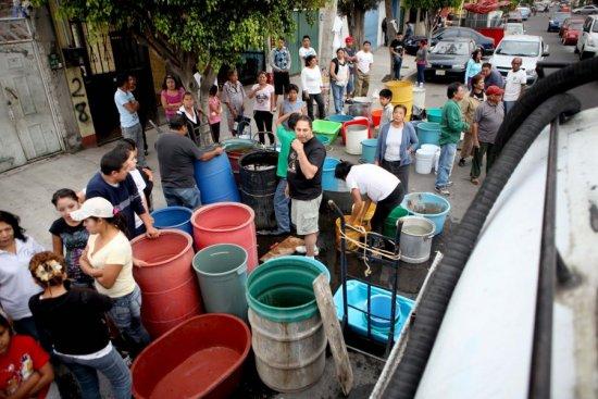 Detecta relator de la ONU sobre el agua graves problemas en la CDMX