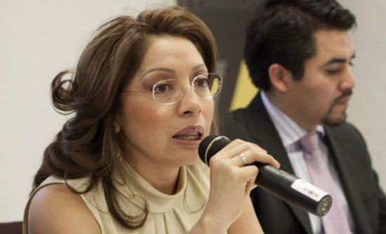 Esthela Damián dice NO al Frente Amplio