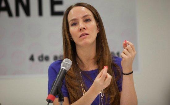 Renuncia Gabriela Cuevas al PAN; se va con AMLO