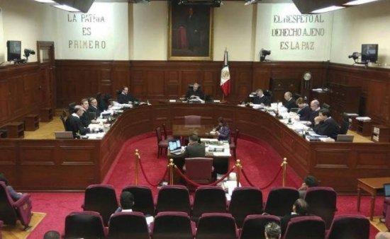 Rechaza SCJN impugnaciones contra Constitución CDMX