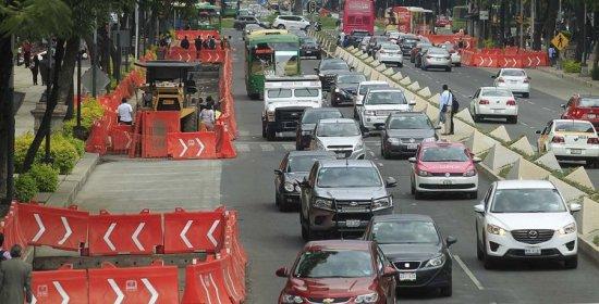 No se detendrán obras de la línea 7 del Metrobús