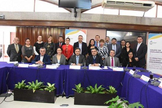 IECM vigilará igualdad y no discriminación