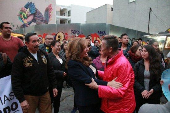 Es una campaña de desprestigio acusa Gaby Salido