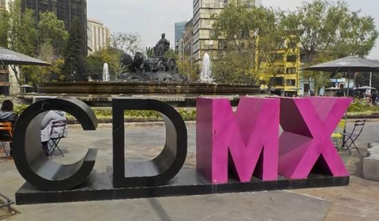 El gobierno capitalino cobrará por la marca CDMX