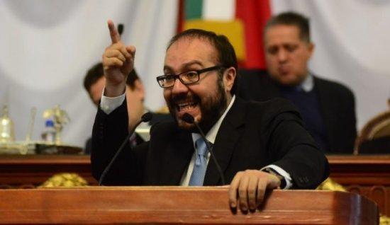¿Perderá Mauricio Toledo este año en Coyoacán?