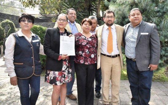 Pide Flor Ivonne medidas precautorias a CDHDF