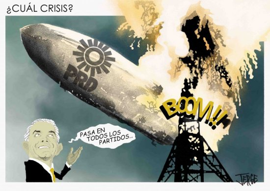 ¿Cuál crisis?