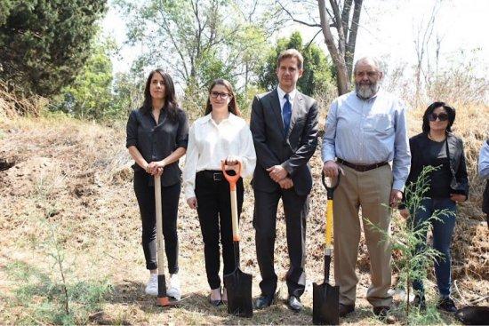 No se permitira que se acabe con el Bosque de Chapultepec asegura Fisher