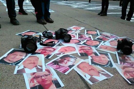 Piden módulos de atención a periodistas en delegaciones
