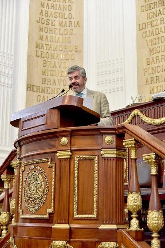 Ley Electoral no violentará la Constitución CDMX