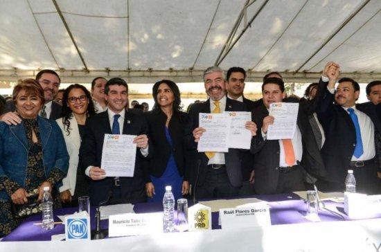 Registran Frente Ciudadano para la CDMX