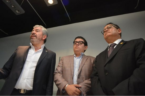 Renuncia diputado Jesús Briones a bancada de Morena