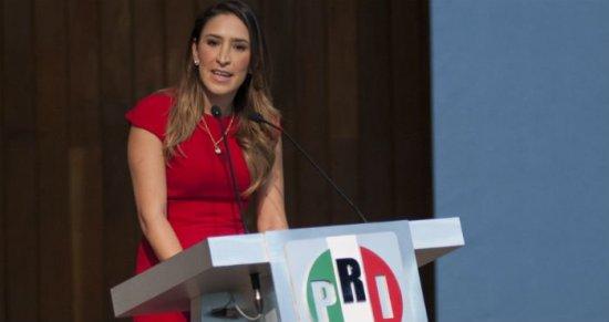 Renuncia Mariana Moguel a presidencia del PRI CDMX