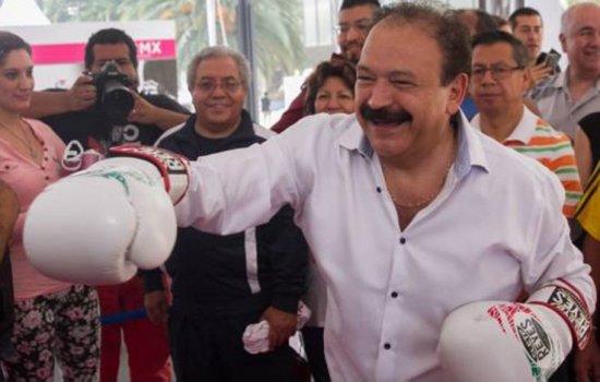 Ahued queda tercero y pide apoyo para Barrales