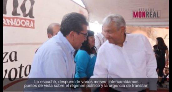 Ni con el Frente ni con AMLO, Monreal se queda por ahora en la Cuauhtémoc