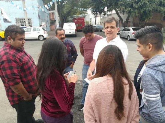 Xavier González ya tiene sus 75 mil firmas para ser candidato independiente