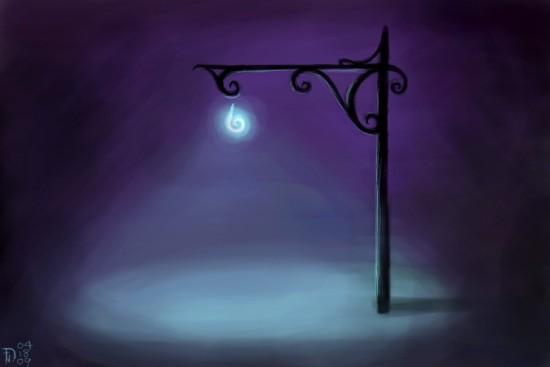 Morena, candil de la calle, oscuridad de su casa: Raúl Flores