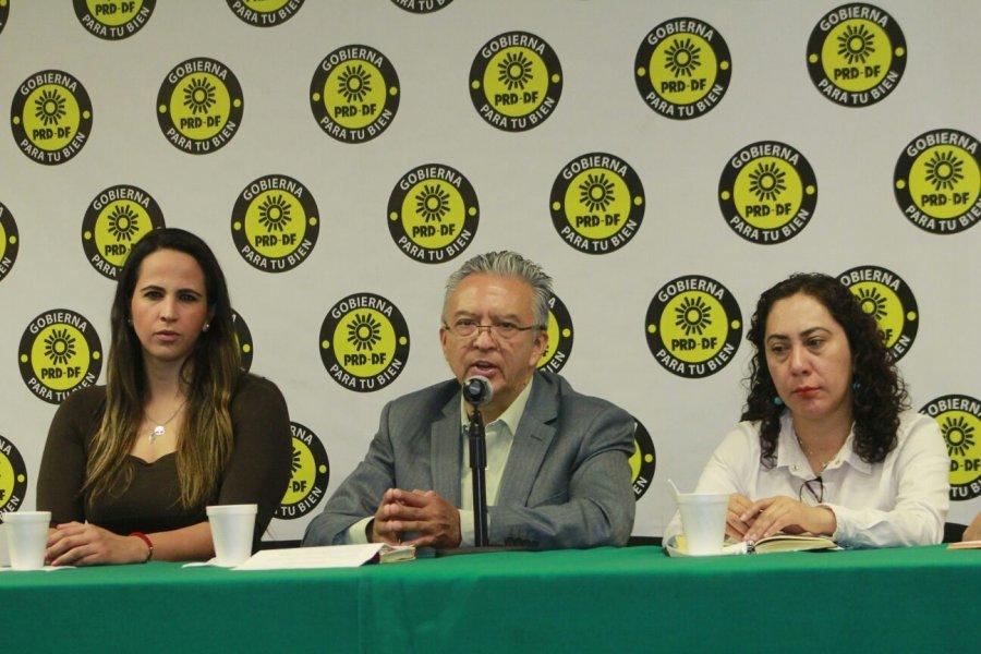 Propone Enrique Vargas un gran acuerdo entre Morena y PRD