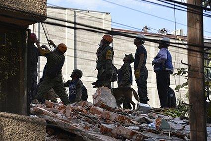 Las claves del 2017. El sismo en la CDMX