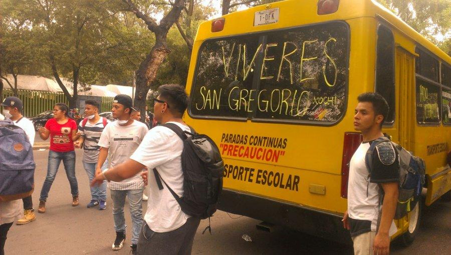 Se desborda la ayuda en Xochimilco