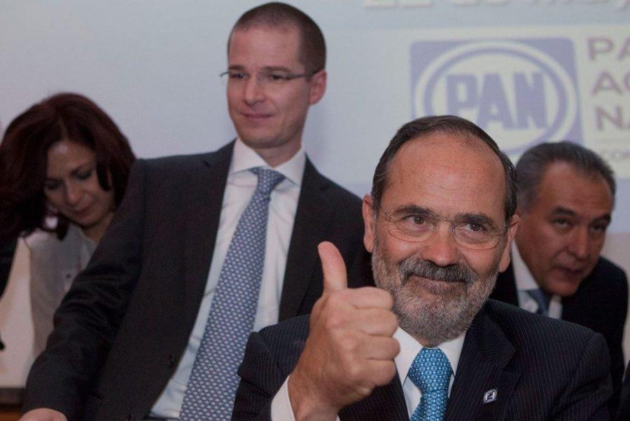 Impugna Madero candidatura al Senado de Mancera