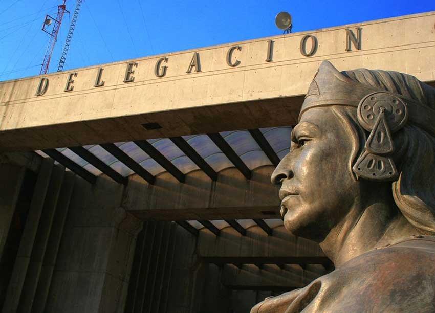 Delegacion Cuauhtemoc denuncia a gestores defraudadores