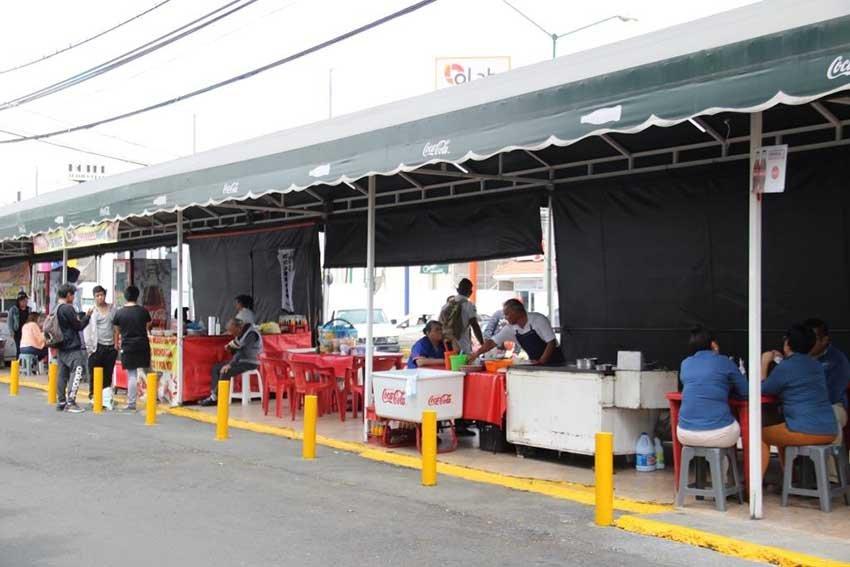 Iztapalapa por fin sabra cuantos comerciantes en via publica tiene