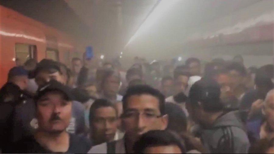 Morena pide comparezca Gavino, por incidentes en Metro