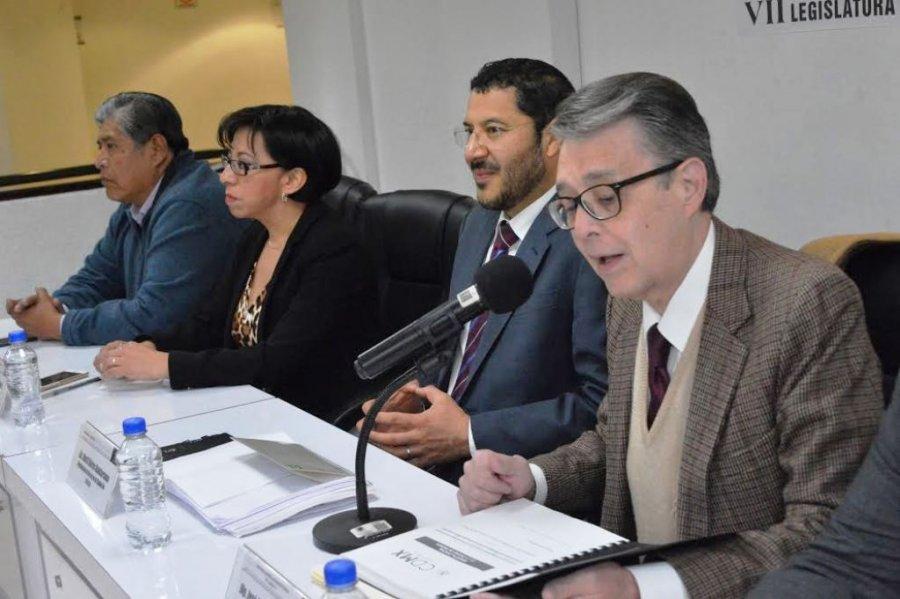 Morena buscara consenso para leyes secundarias de Constitucion