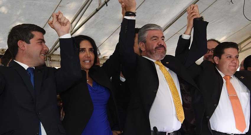 Gobierno de Coalicion del Frente, ve CDMX como un botin a repartirse
