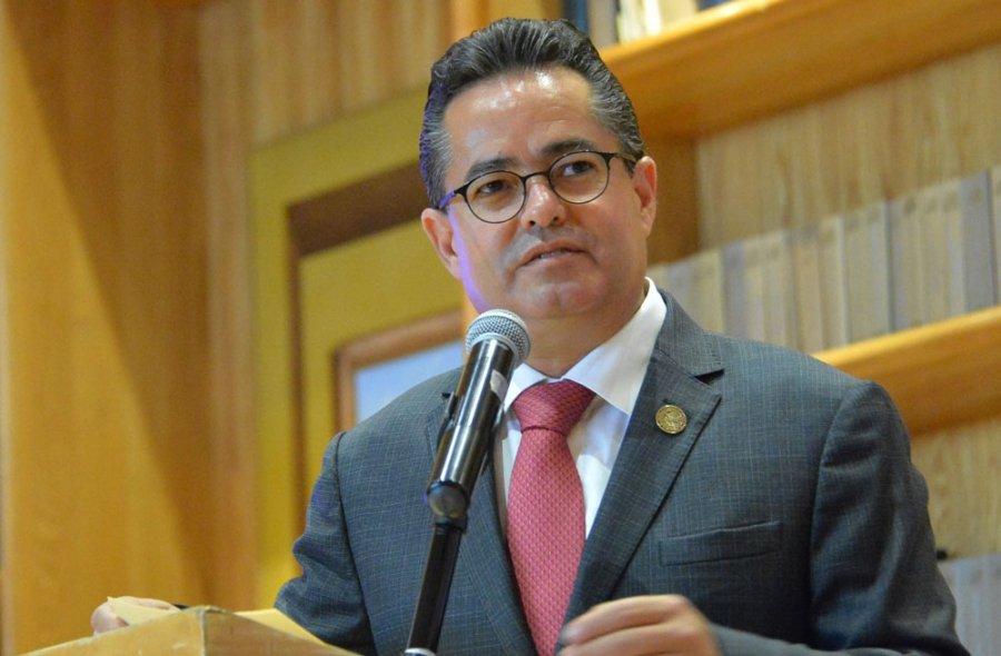 No esta en riesgo la agenda del PRD en la ALDF: Leonel Luna