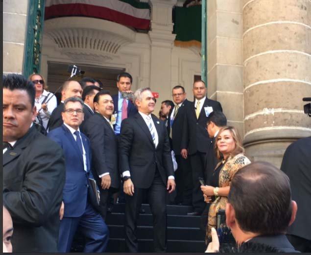 Hector Serrano buscara consolidar el Frente Amplio