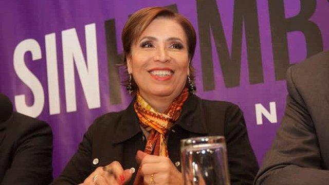 Rosario Robles, la experta operadora