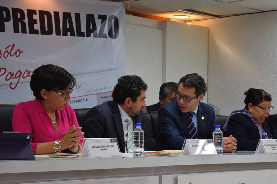 Diputados de Morena, Verde y MC van contra predialazo