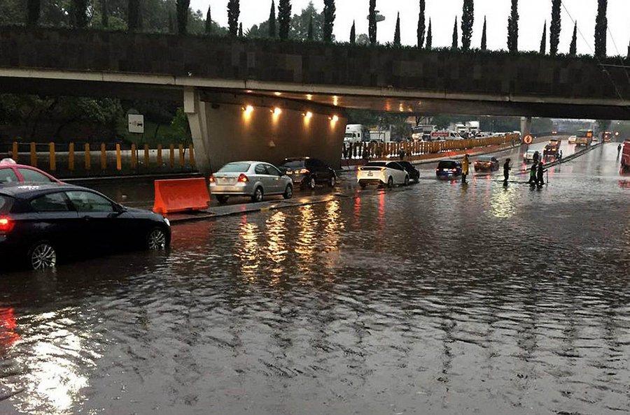 Inundaciones son por basura y falta de infraestructura: UNAM