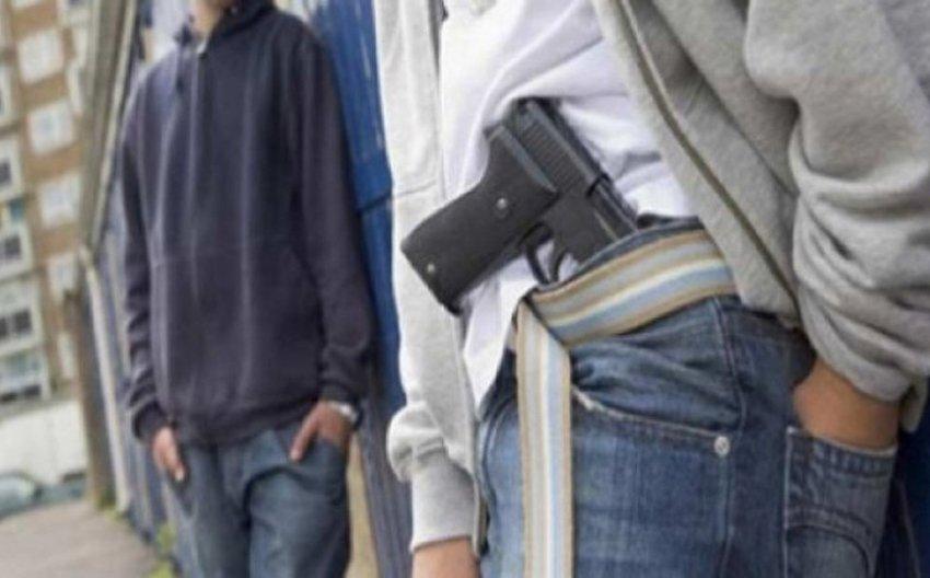 Restringir armas ilegales: Leonel Luna