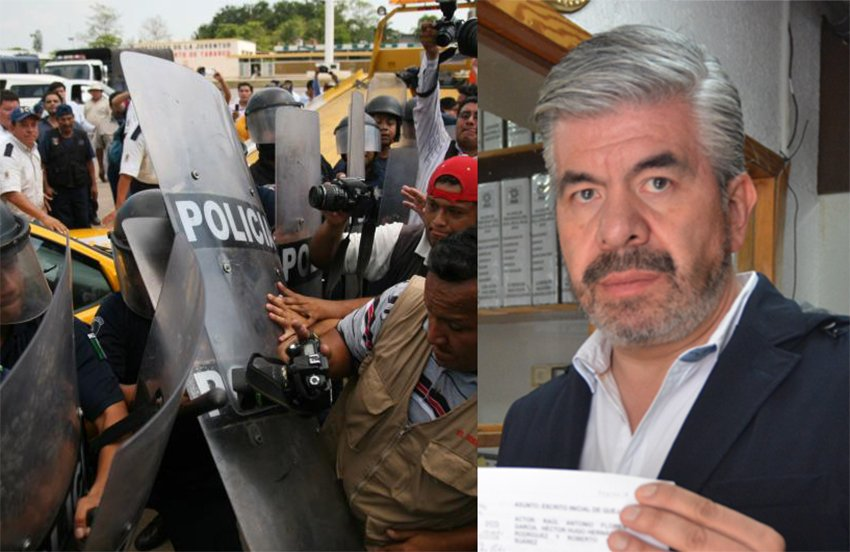 ¿La CDMX santuario de periodistas perseguidos?