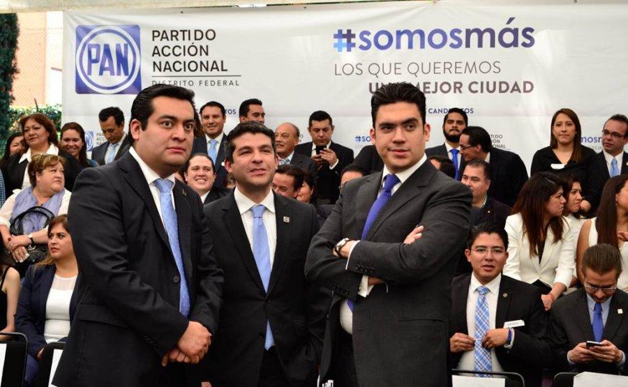 La impenetrable fortaleza del PAN en Benito Juarez