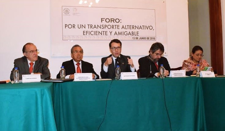 Urgen expertos y academicos reordenamiento integral del Transporte CDMX