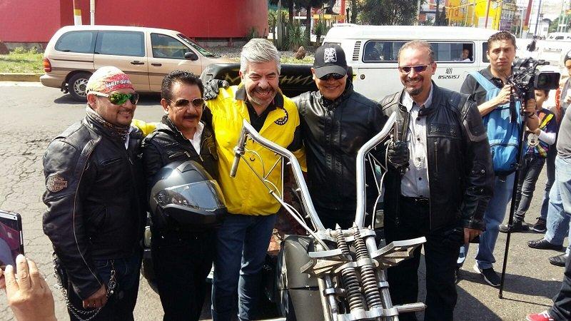 AMLO actua como extorsionador: Luis Sanchez