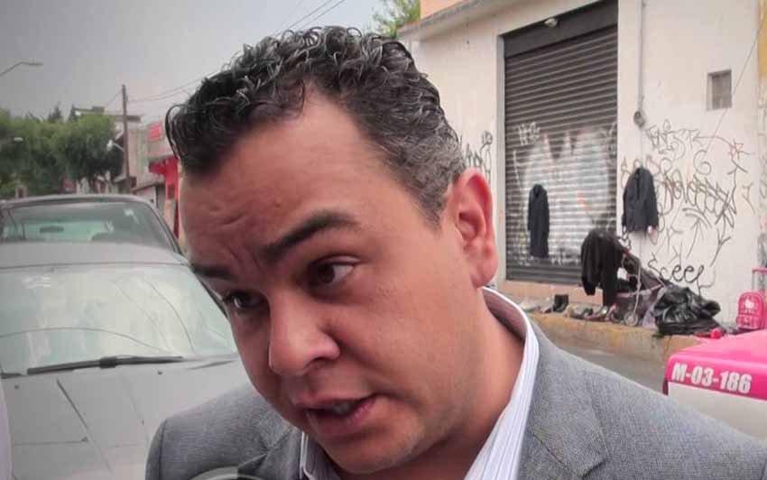 Fernando Mercado declina candidatura priista a Jefe de Gobierno